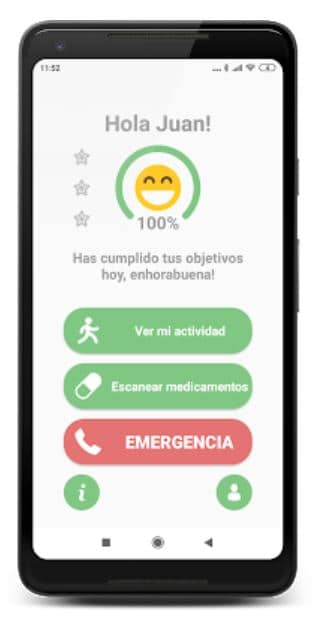 app atlas escanear